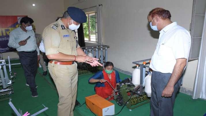 India Tv - Noida Police