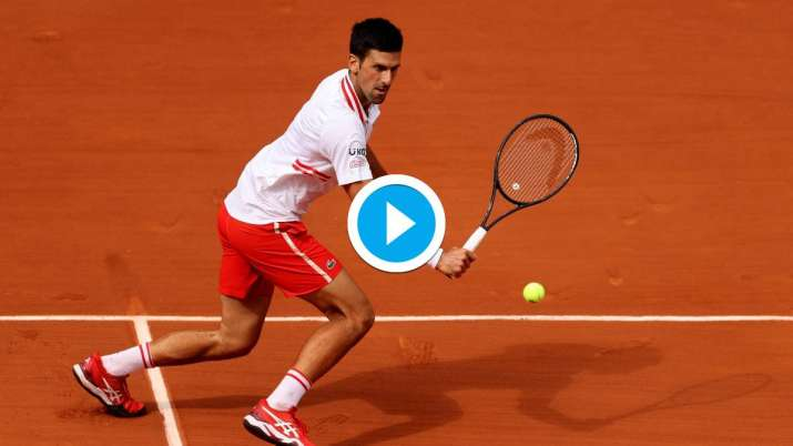 French Open 2021 live streaming: Find full details on when and where to watch Djokovic vs Berrentini
