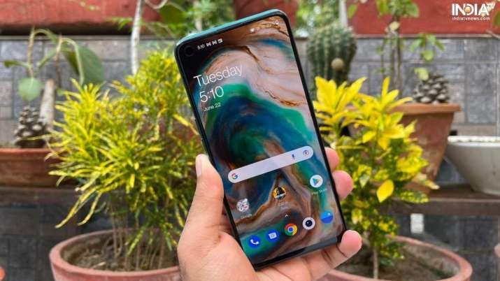 India Tv - oneplus nord ce