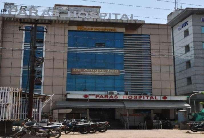 Paras hospital deaths, patient deaths, agra paras hospital sealed, paras hospital latest news, paras