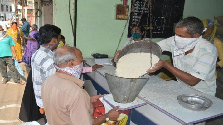 chhattisgarh, free rice, free rice scheme, bpl families, free rice to bpl families, bpl ration card