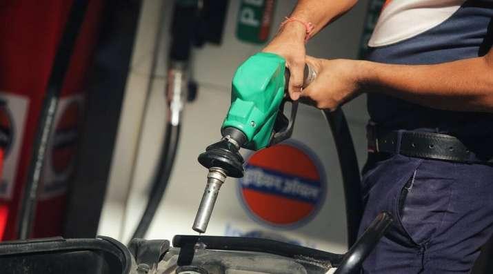 fuel price today