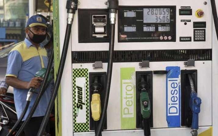 After petrol, diesel nears Rs 100-mark in Rajasthan