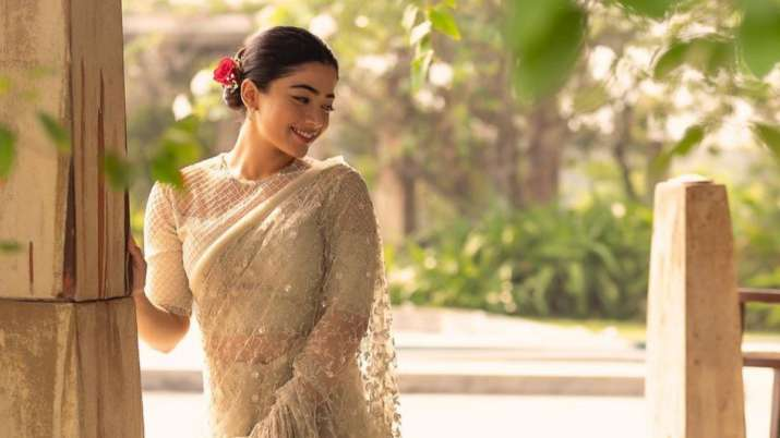 National Crush Rashmika Mandanna confesses she is in love, guess who is the lucky one