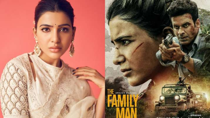 #ShameonYouSamantha Trends Twitter users hit the cast before The Family Man 2 is released