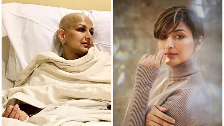 """Cancer Survivor Day: Sonali Bendre reflects on her journey """"You create the life you choose"""""""