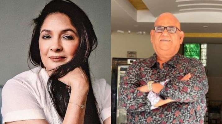 """Satish Kaushi reacts to Neena Gupta's memories when she remembers """"she was in tears"""" when she offered to marry him"""