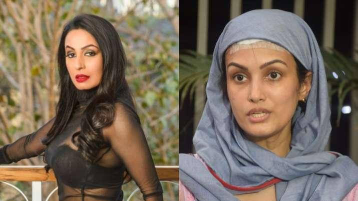 Karan Mehra-Nisha Rawal spat: Kashmera Shah comes out in support of friend Nisha