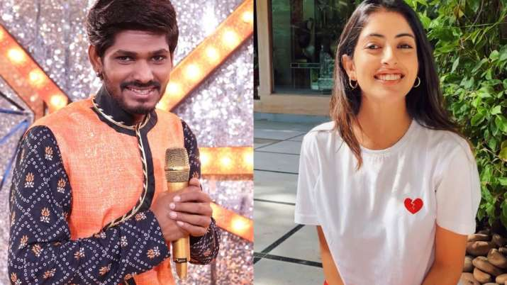 Indian Idol 12's Sawai Bhatt feels honoured as Amitabh Bachchan's granddaughter Navya roots for him