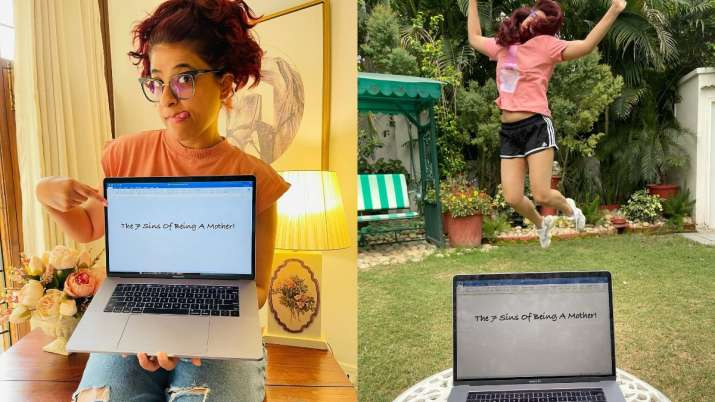 Tahira Kashyap announces new book 'The 7 Sins of Being a Mother' on Father's Day