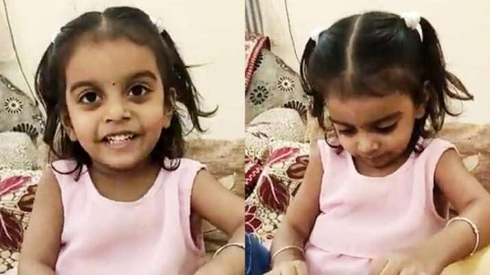 Viral video: Three-year-old names capitals of all countries in the world like a pro