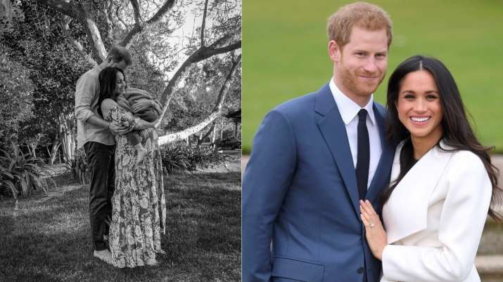 Meghan Markle, Prince Harry Lilibet Lili Diana blessed with a little girl