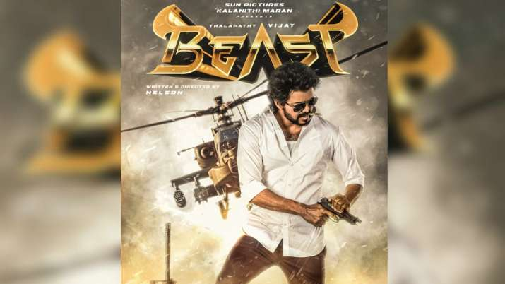 Beast second look: Vijay Thalapathy's intriguing poster on his birthday leaves fan demanding for mor