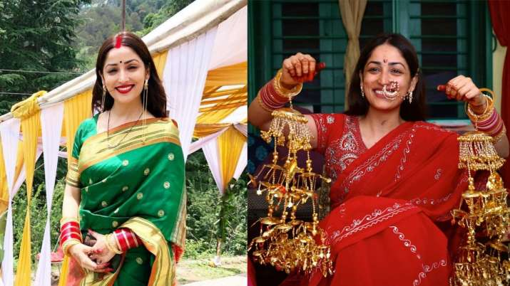 Yami Gautam looks like a breath of fresh air in THESE unseen pics from her pre-wedding festivities