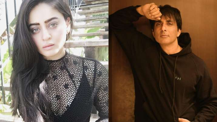 Mahhi Vij loses her brother to Covid-19; thanks Sonu Sood for supporting her with his treatment
