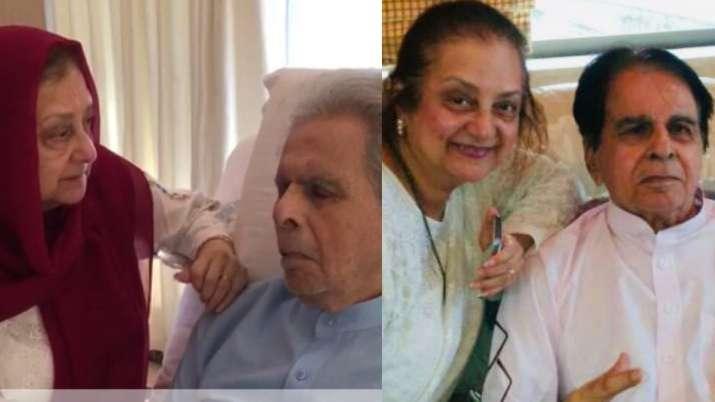 Dilip Kumar, Saira Banu