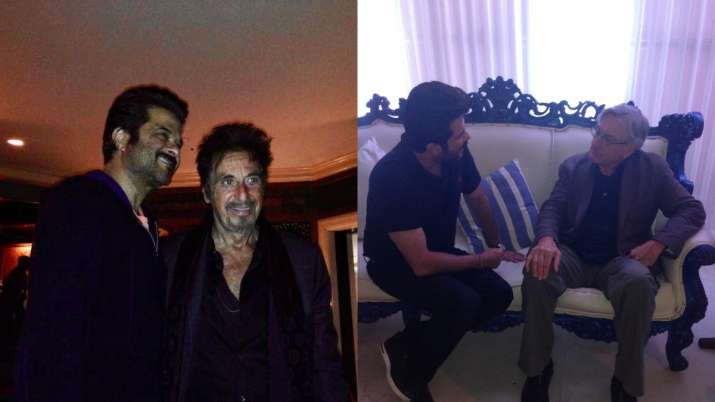 """Anil Kapoor's Friday, along with Robert De Niro and Al Pacino, is the reason he """"loves being an actor""""."""