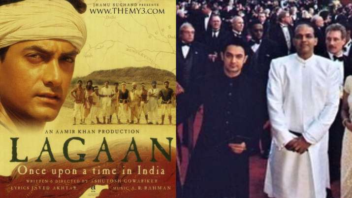 'Lagaan' watches 20 years: here are the photos worthy of the Oscar for authors Aamir Khan and