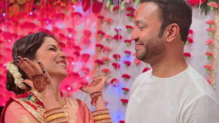 Ankita Lokhande pens emotional post for beau Vicky Jain,'Thank you for being the best boyfriend'