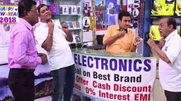 Taarak Mehta Ka Ooltah Chashmah: Sneak peek inside Jethalal's real Gada Electronics, watch video