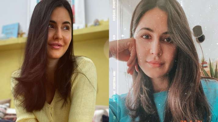 Katrina Kaif looks like a breath of fresh air as she chills at home on Sunday; see pic