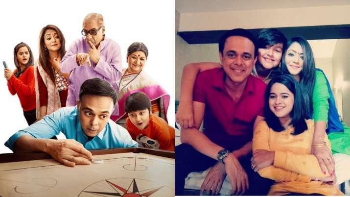 Wagle Ki Duniya cast enjoy playing fun games post hectic work hours of shoot