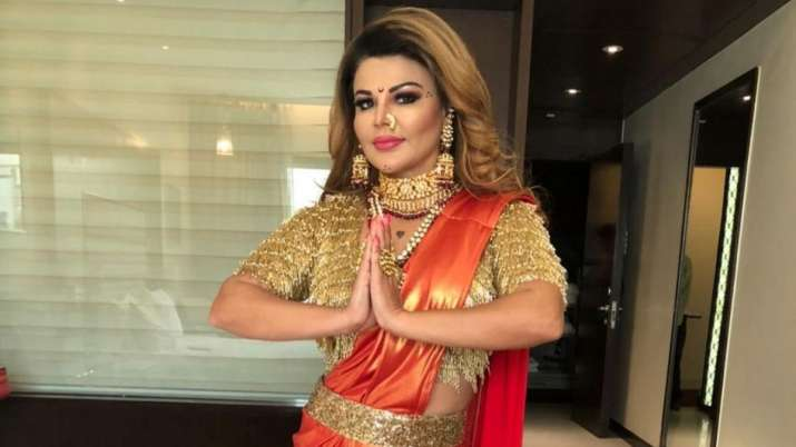 Rakhi Sawant will appear in the film Indian Idol 12;  here is his FIRST look  SEE