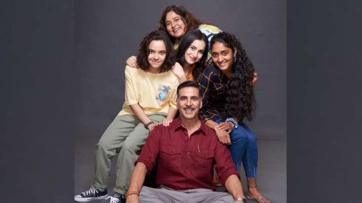Raksha Bandhan: Shikara actress Sadia Khateeb roped in for Akshay Kumar starrer