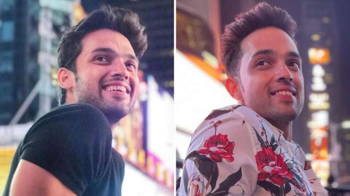 Parth Samthaan pens emotional note as he reflects on his past three years