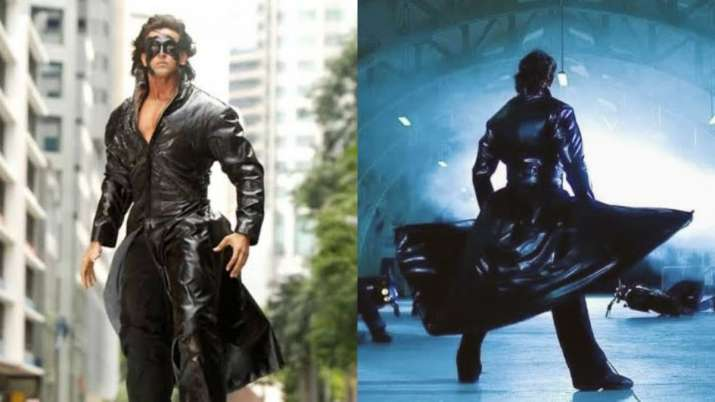 Hrithik Roshan announces Krrish 4 with teaser video, 'Let's see what the future holds'    SEE