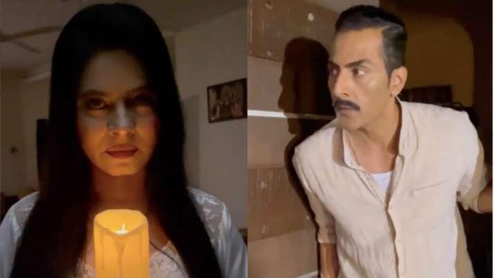 Anupamaa: Sudhanshu Pandey aka Vanraj Shah faces paranormal activity on the sets; watch video