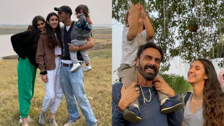 Arjun Rampal pens cute birthday wish as daughter Myra turns 16, 'Can't wait to have you in my arms'