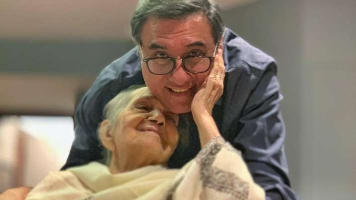 Boman Irani deplored the disappearance of his mother, saying he was 'the star and always will be'