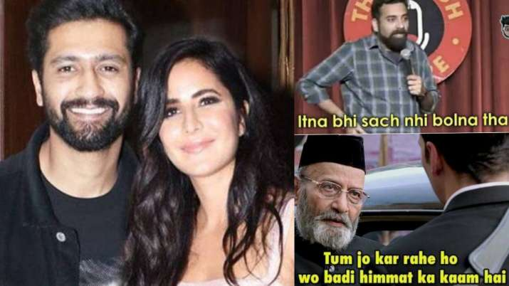 Netizens begin meme fest as Sonam Kapoor's brother Harsh Varrdhan confirms Vicky  Kaushal-Katrina Kaif are DATING | Offbeat News – India TV