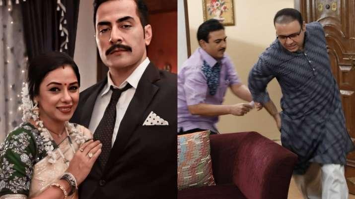 BARC TRP Report Week 22: Anupama continues to reign, Taarak Mehta Ka Ooltah Chashmah enters top 5