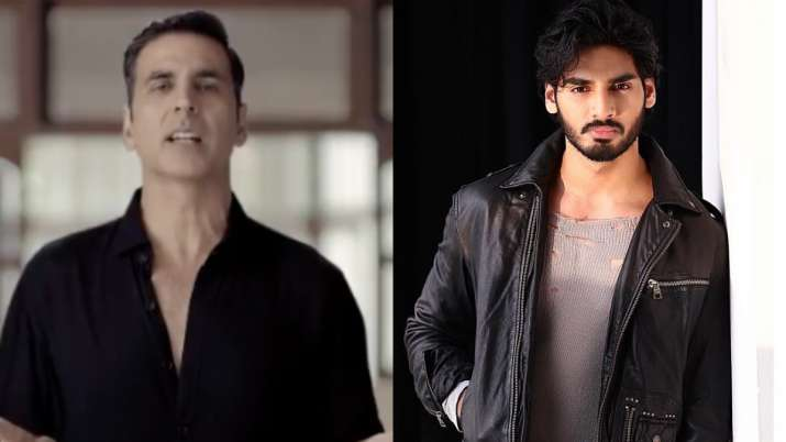 Akshay Kumar rubbishes rumours of collaborating with Ahan Shetty for Sajid Nadiadwala's project