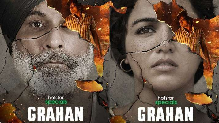 Grahan web series: SGPC demands ban, claims 'it portrays Sikh character in objectionable manner'