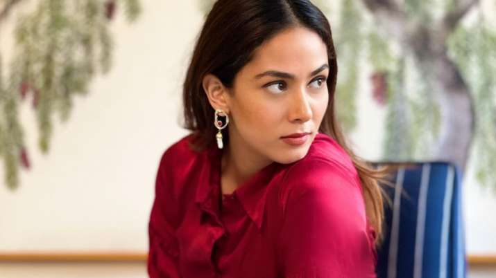"""Mira Rajput redefines Elegance in her latest Instagram post, saying """"Looking to the Light Side"""""""