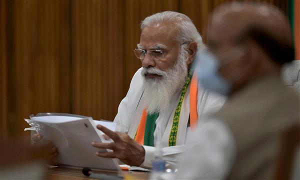 Union Cabinet Expansion: 27 new ministers tipped in Modi cabinet reshuffle
