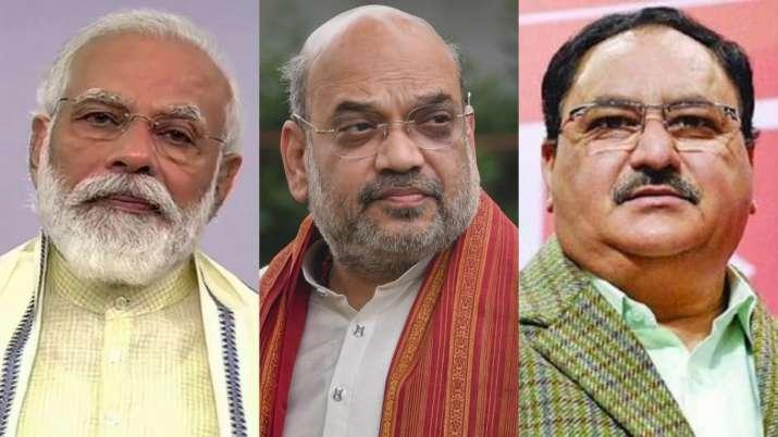 PM Modi, Amit Shah, JP Nadda meet, triggers speculation