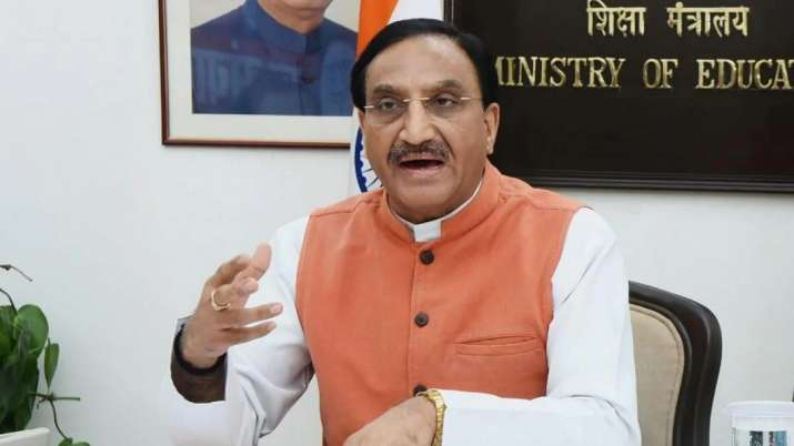Ramesh Pokhriyal to interact with students today to discuss