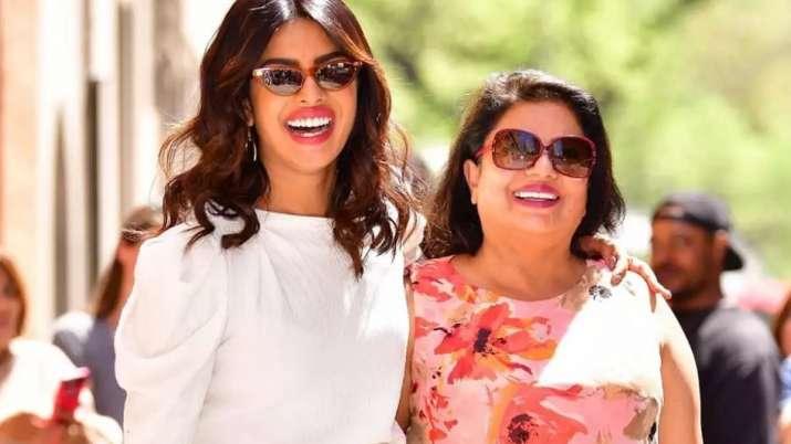 Priyanka Chopra wishes mother Madhu on birthday