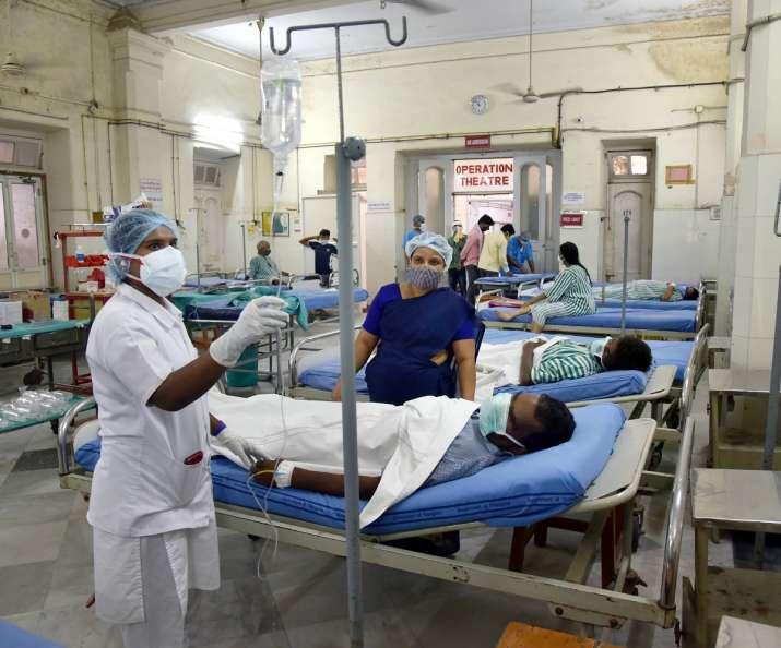Health Minister Satyendar Jain said 92 patients have