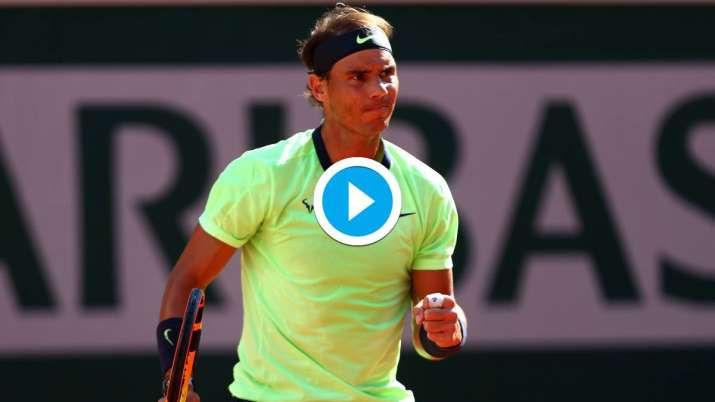 French Open 2021 live streaming: Find full details on when and where to watch Nadal vs Schwartzman L
