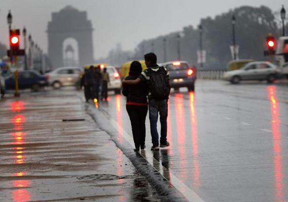 Light rainfall likely in Delhi today