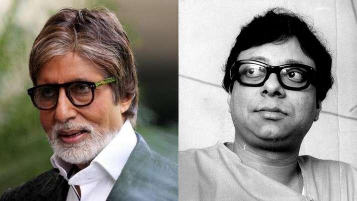 Big B remembers RD Burman's song 'Beeti Na Bitai Raina' from Parichay on his birth anniversary