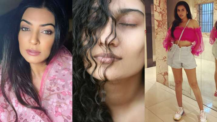 Sushmita Sen's daughter Renee shares stunning portrait clicked by mother, gets compliment from Charu