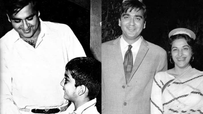 Sanjay Dutt remembers Father Sunil Dutt on his birthday: always between thick and thin