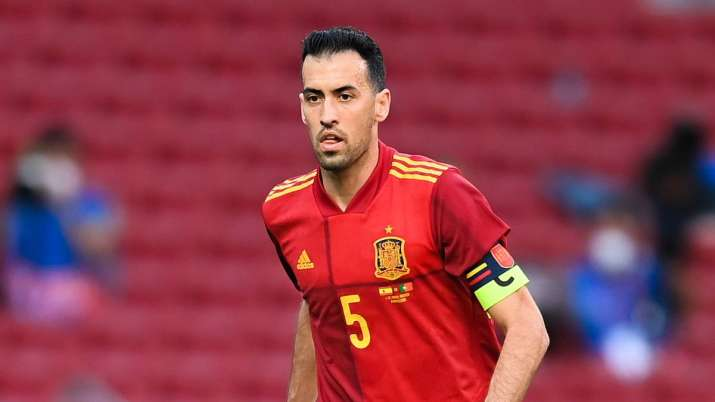 Euro 2020: Busquets tests positive, set to miss Spain opener vs Sweden    Football News – India TV