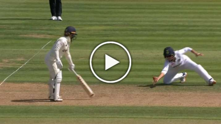 ENG W vs IND W: Shafali Verma takes brilliant one-handed catch at short leg